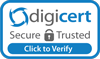 DigiCert site seal